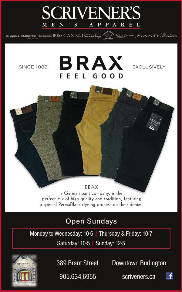 BRAX Pants at Scrivener's