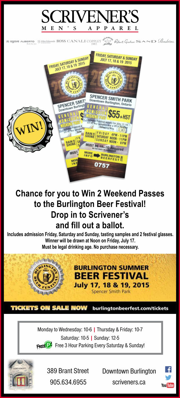 Burlington Beer Festival