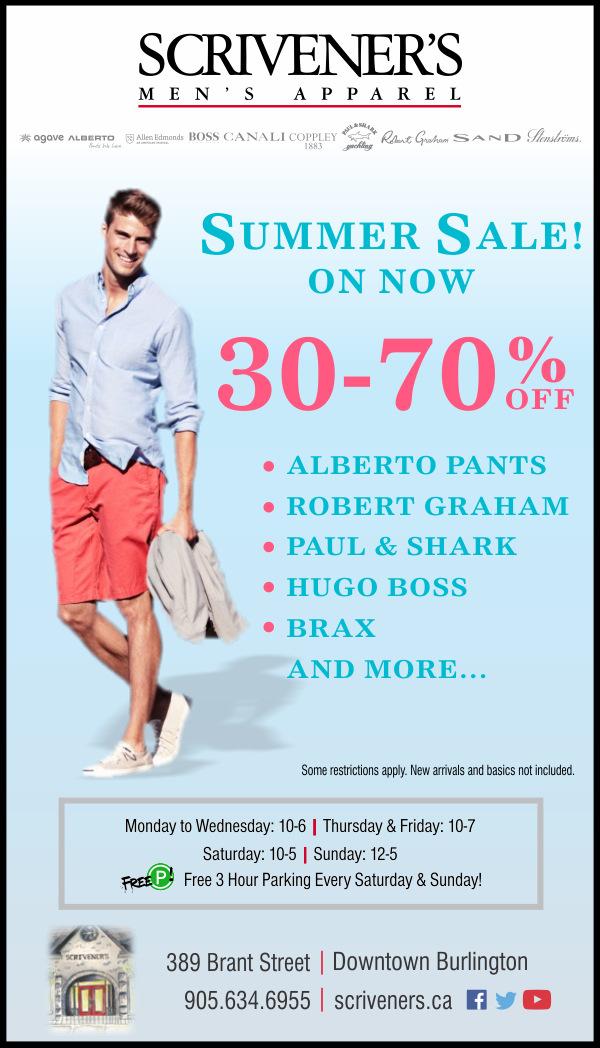 Scrivener's Summer Sale