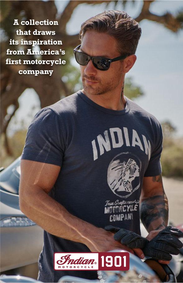 Indian Motorcycle Tees