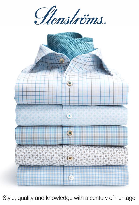 Stenstroms Shirt Stack