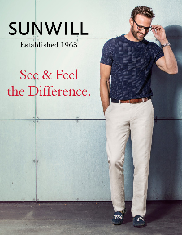 Sunwill - See and feel the difference