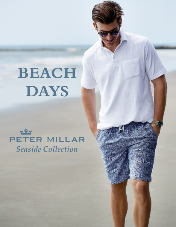 Beach Days - Peter Millar
