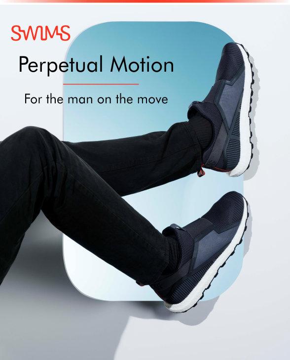 Swims - Perpetual Motion