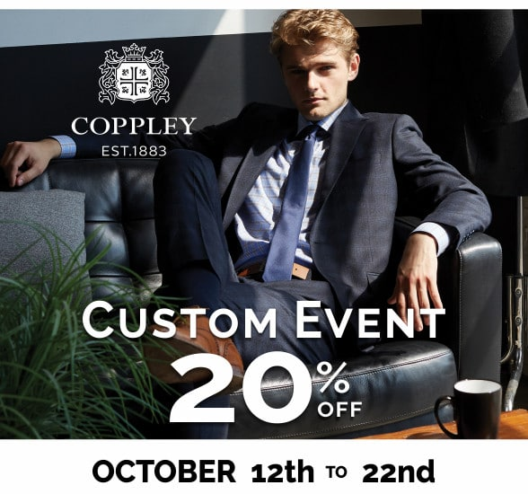 Coppley Custom Event Fall 2017