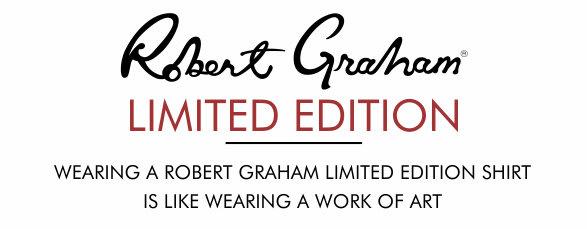 Robert Graham Limited Edition Shirt
