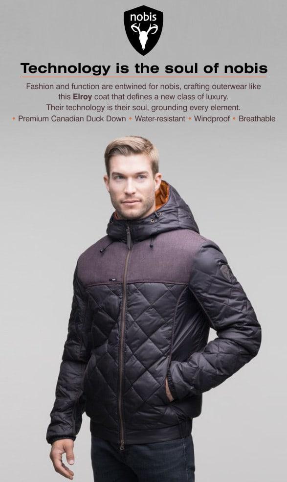 Nobis Elroy coat.