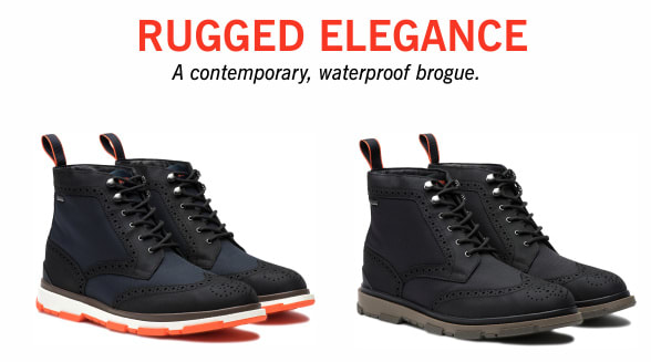 Swims Brogue Boots