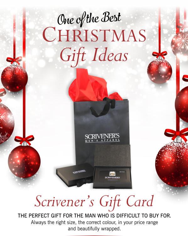 Scrivener's Gift Card