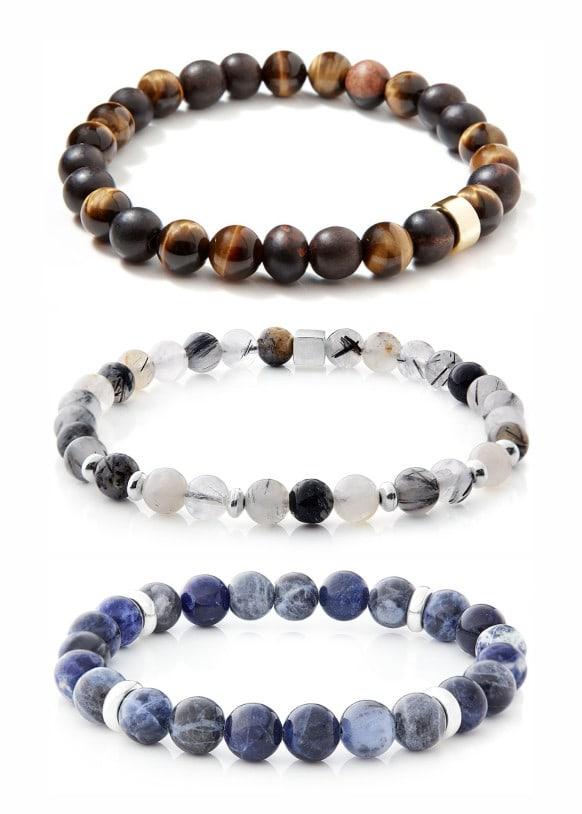 Liel and Lentz bracelets