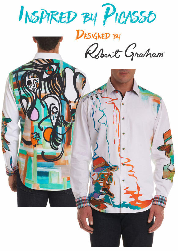 Dripping Hues Sport Shirt