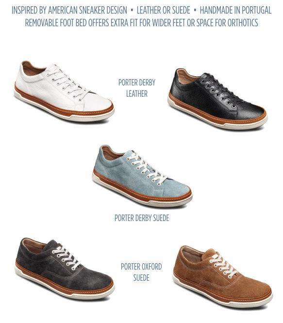 Allen Edmonds Porter sneakers