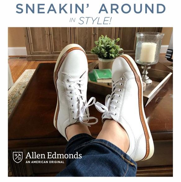 Allen Edmonds lifestyle image