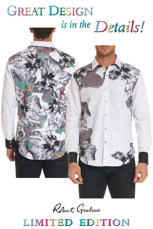Robert Graham Limited Edition - The Corporal