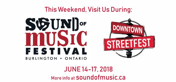 Sound of Music Festival - June 14-17. Click for more info.