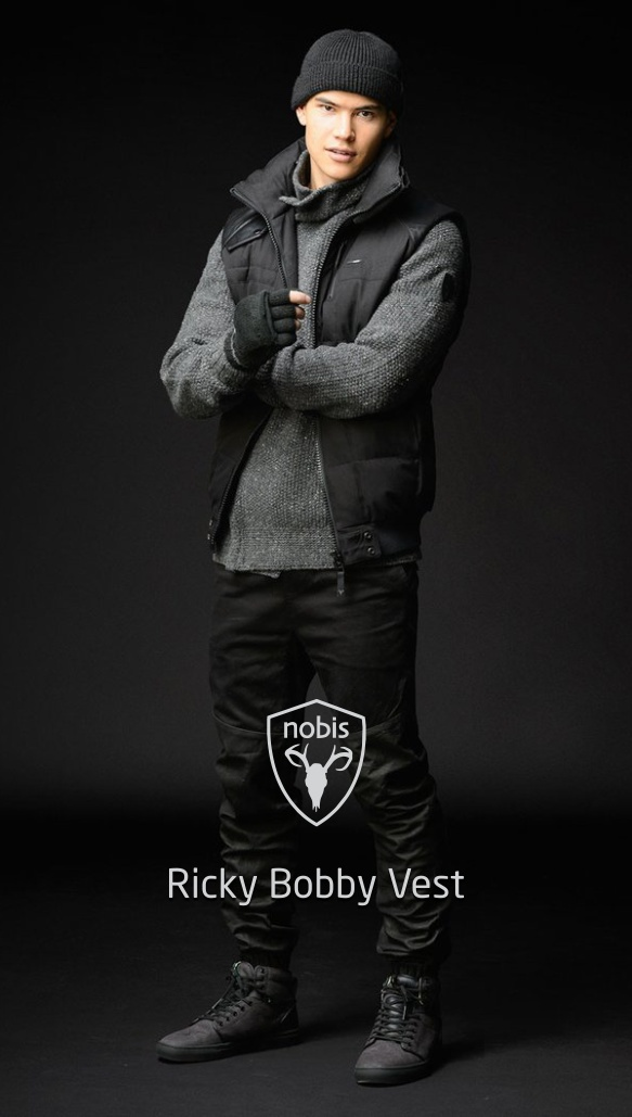 Nobis Ricky Bobby Vest