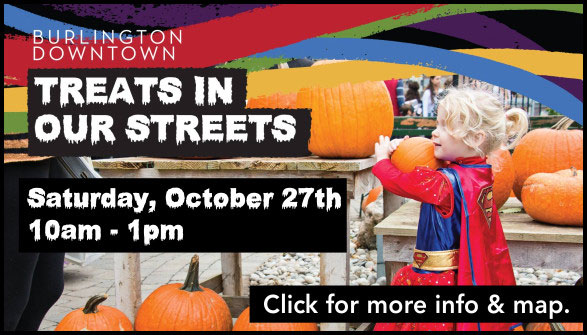 Treats In Our Streets October 27