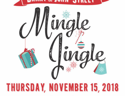 Mingle Jingle With Us!