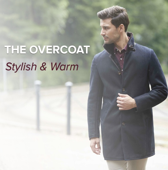 The Overcoat - Stylish and Warm image