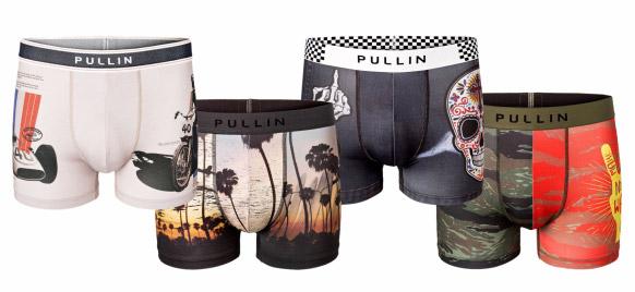 Pullin Boxer styles: Racer, Malibu, Custom and Rambo
