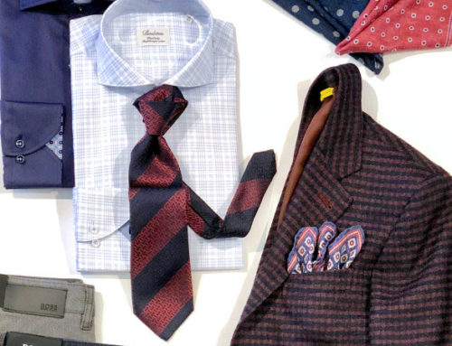 Look Sharp for the Holidays