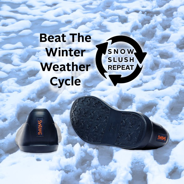 Beat the winter weather cycle