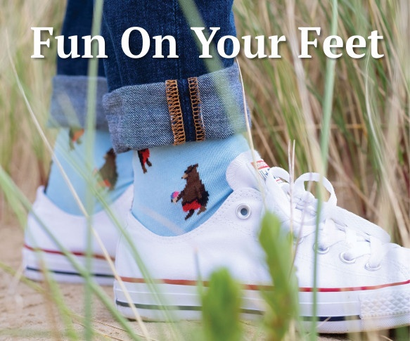 Fun on your feet image - Corgi