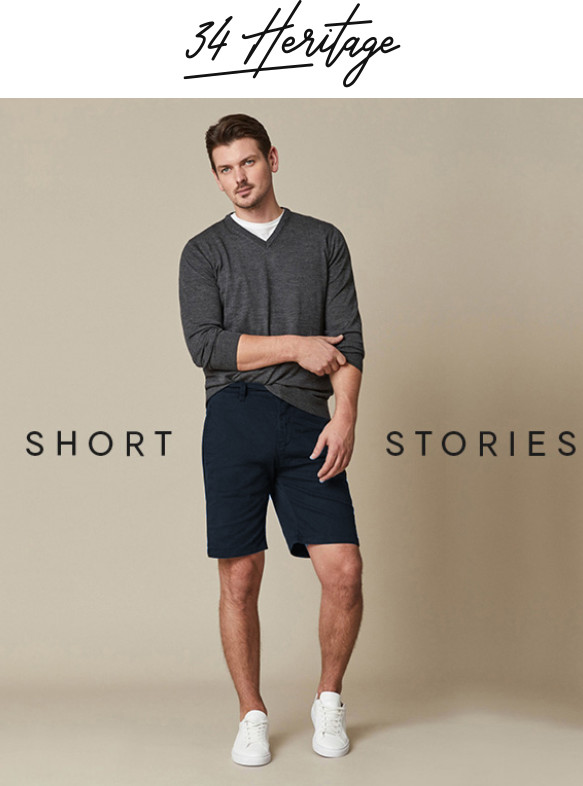 34 Heritage Shorts