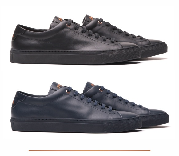 Good Man Brand Edge Lo Top sneakers - black and navy