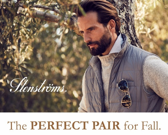 Stenströms. The Perfect Pair. Shirt and Vest