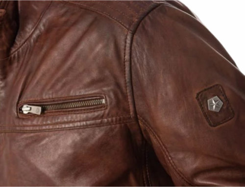 The Leather Jacket by Milestone