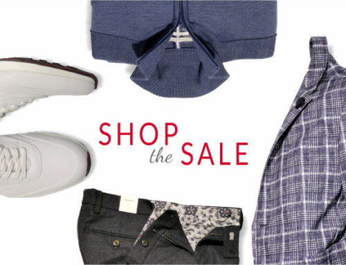 Shop The Sale – Create Your Look