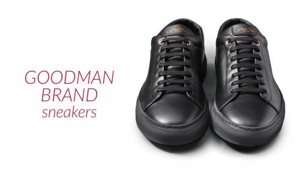 GoodMan Brand sneakers