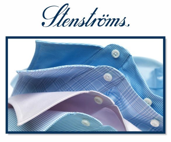 Stenstroms logo and shirts
