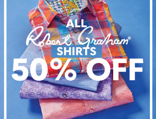 Robert Graham 50% Off Shirt Sale