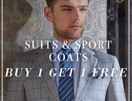 Suits & Sport Coats Buy 1 Get 1 Free