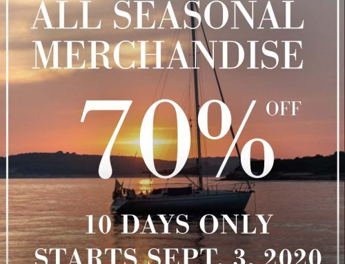 70% Off Seasonal Sale 10 Days Only