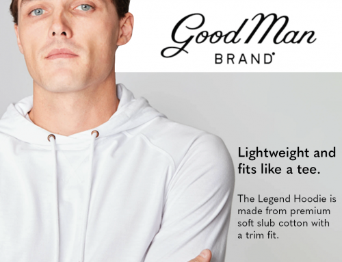 New Arrivals from Good Man Brand