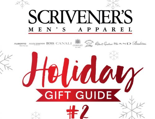 Scrivener's Holiday Gift Guide # 2