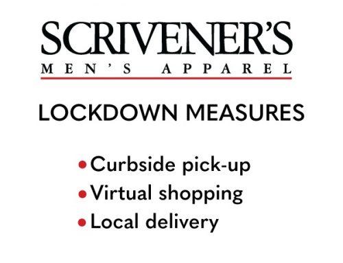 Scrivener's Lockdown Info