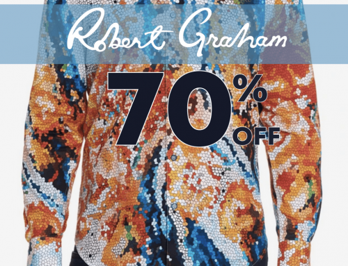 Robert Graham Shirts 70% Off