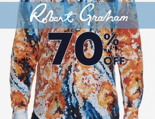 Robert Graham Shirts 70% Off