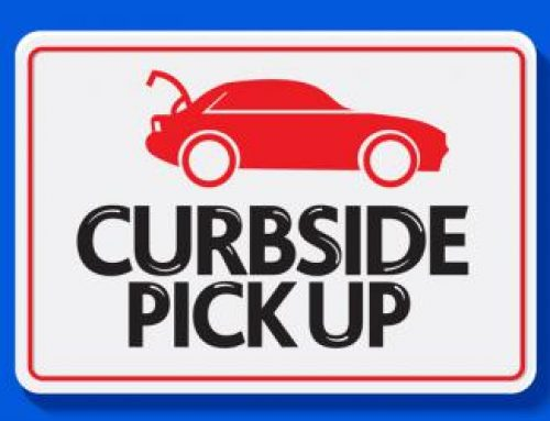 New Restrictions: Open for Curbside Pickup