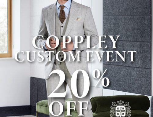 Coppley Custom Event On Now
