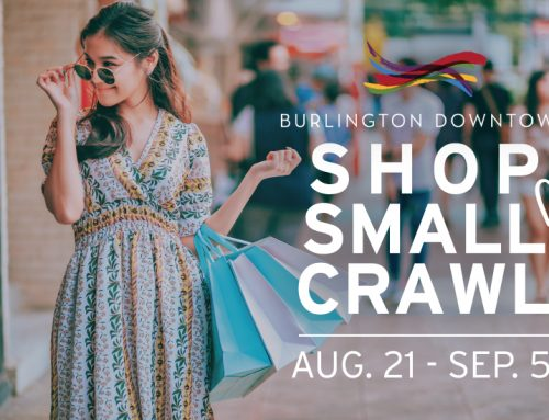 Shop Small Crawl Summer Sale