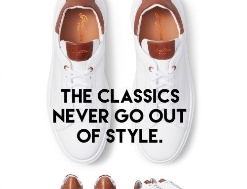 Legend London Sneaker: The classics never go out of style