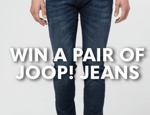 Win a Pair of Joop! Jeans